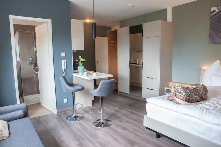 Exklusives Studio Apartment mit vielen Extras
