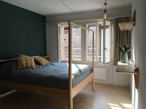 Charming studio in the heart of the old town