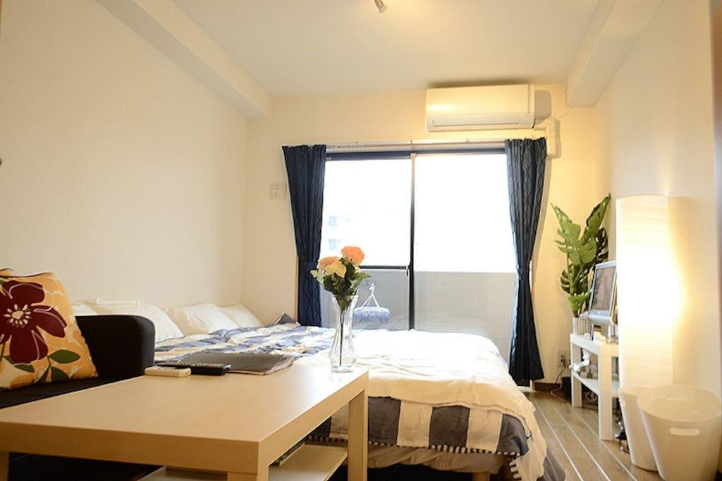 Resort Wide Room