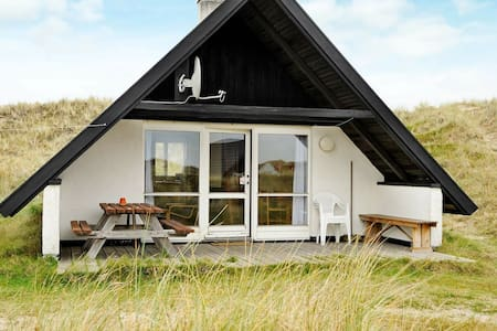 Peaceful Holiday Home With Roofed Terrace in Ringkøbing