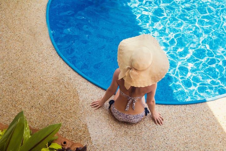 Villa SEAesta with private pool in Ao Nang