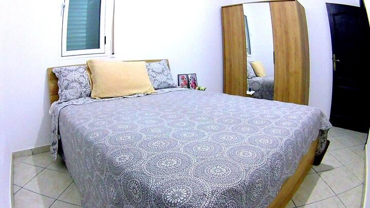 chambre double privée dans un appartement à MARTIL