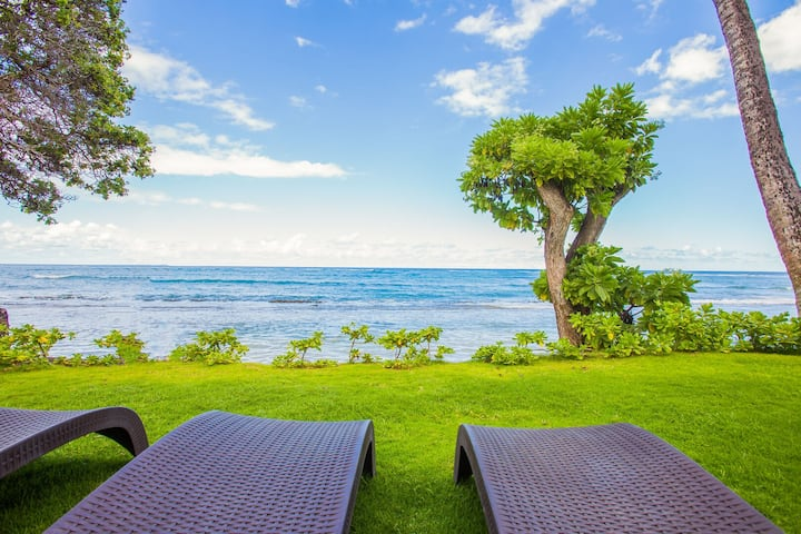Comfortable Kapaa Studio with Pool, Walk to Beaches & Dining (112-S)