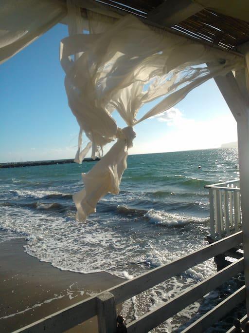 paradiso del kitesurf,windsurf,