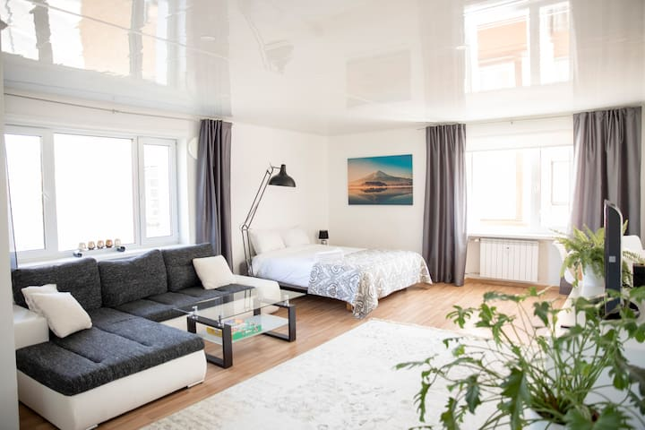 Turu - Spacious studio in the city centre