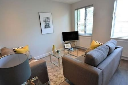 Beautiful Apartment in Peterborough City Centre - Peterborough - Apartemen