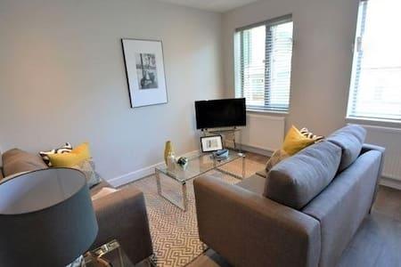 Beautiful Apartment in Peterborough City Centre - Peterborough - Apartment