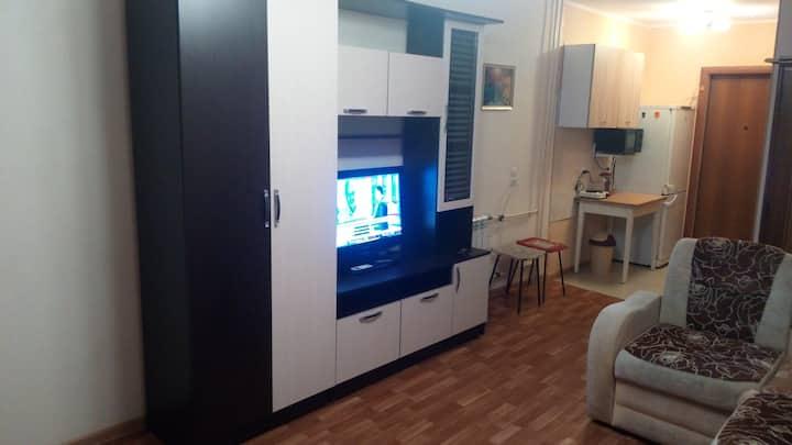 Квартира студия 24 КВ.м.