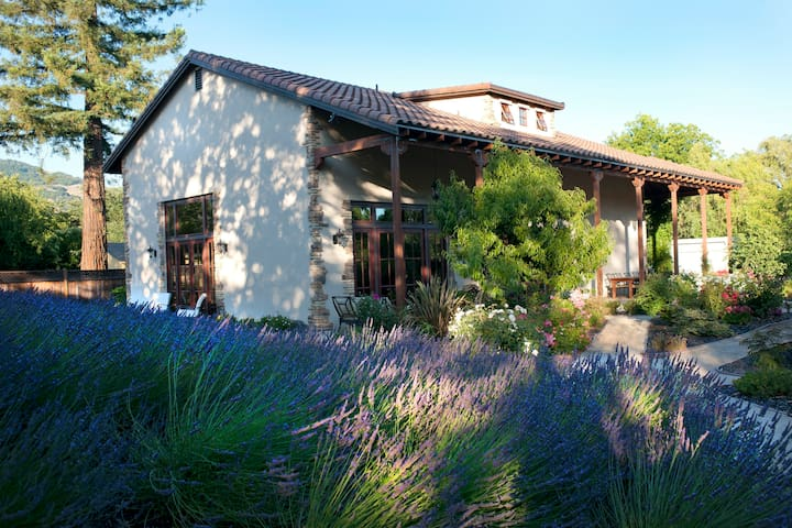 Hacienda Sonoma - in the HEART of Sonoma Valley.