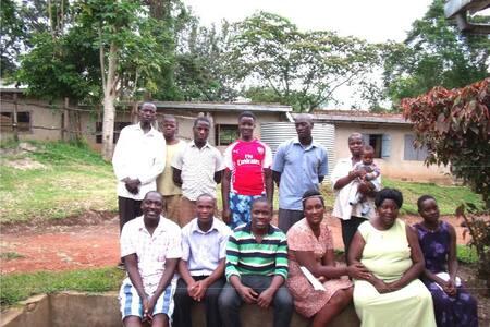Bulamu Farmhouse - Full Board - Mubende