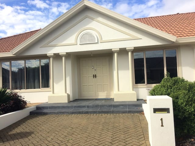 Room Very Close to Central City - Palmerston North - Casa