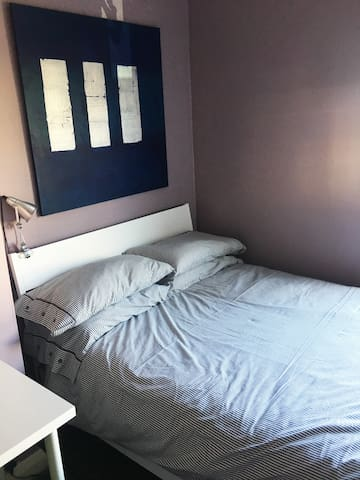 Comfortable and clean double room in Coventry - Coventry - Huis