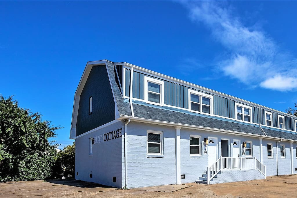 Welcome to Ocean View Beach Cottage, a Boutique Airbnb Hotel