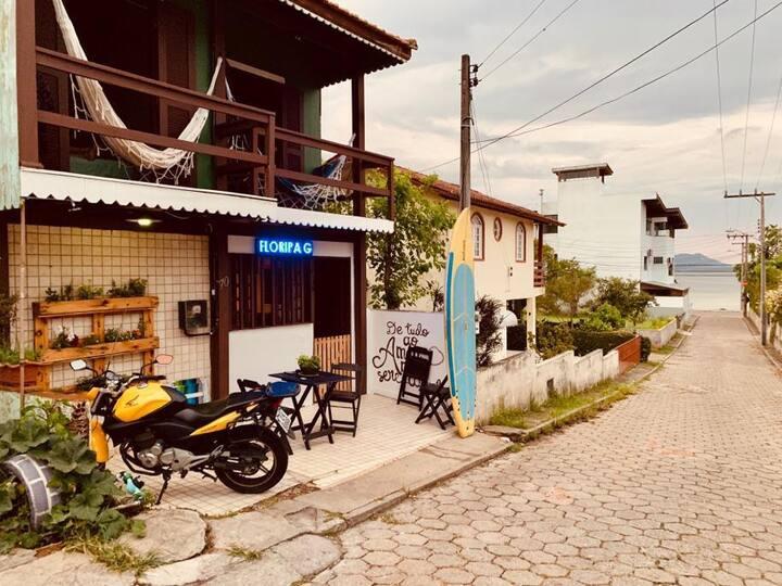 Quarto Privativo Hostel Espiral