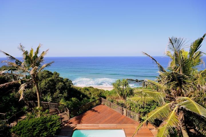 Tropical Beach Suite 1
