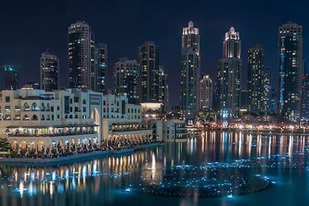 DOWNTOWN Best location 2 BDR Burj Khalifa view