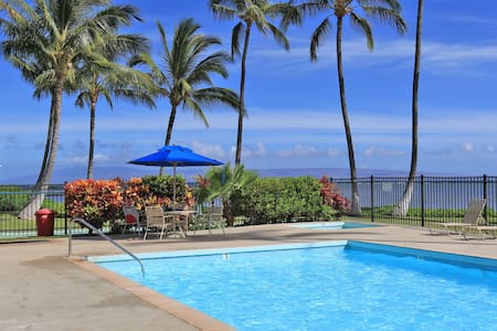Fisher's Oceanfront Moloka'i Shores - Kaunakakai - Appartement