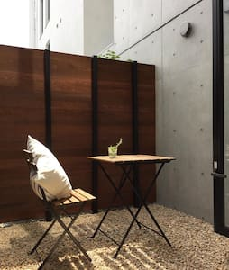 Shinjyuku Brand New designer's w/ Portable WiFi - Shinjuku - Apartamento
