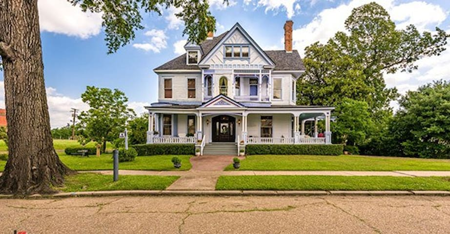 Exquisite 1897 Victorian Logan Mansion