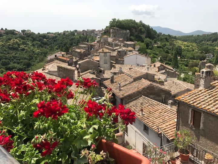 Bomarzo, via Teverina, 14