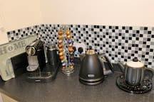 Nespresso coffee machine with 40 great choices