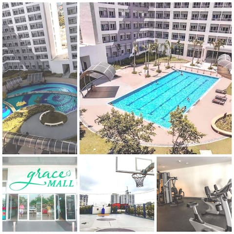 SMDC Grace, condominiums taguig city