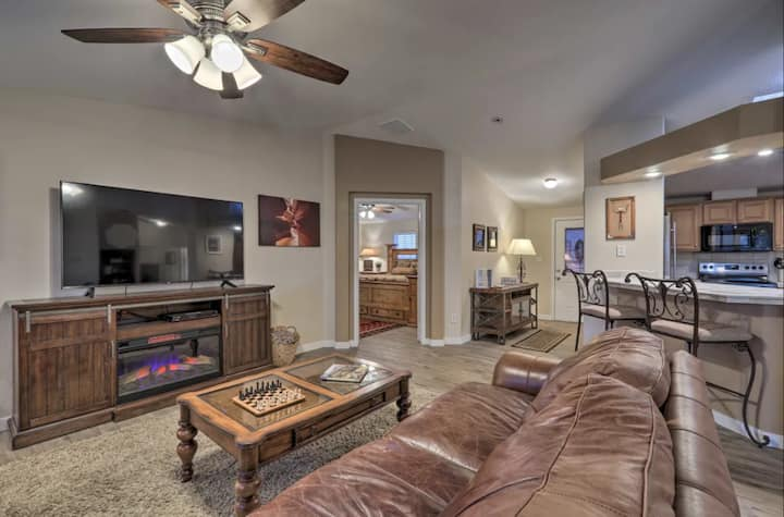 Casa Sublime- 36 Acre Grand Canyon Retreat w/ Deck