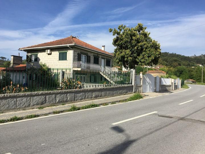 Maison typique portugaise proche de Porto