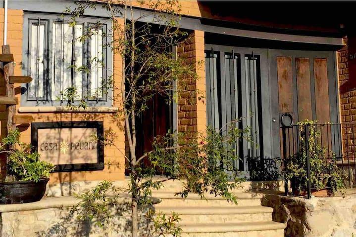 CASA PEUANI  Suite Exclusiva con 2 Habitaciones