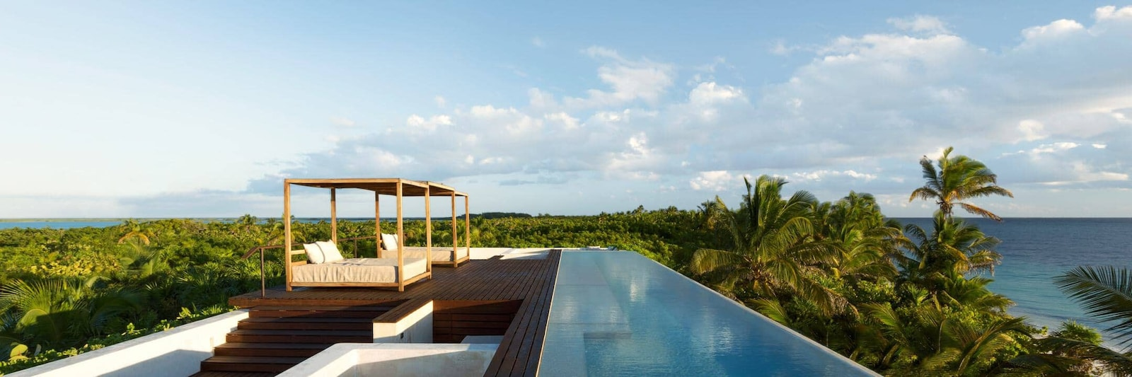 Luxury rentals in Riviera Maya