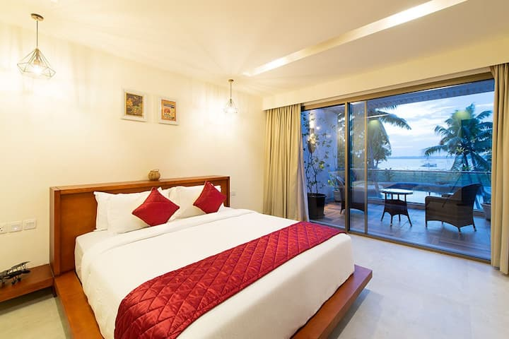 Classic Deluxe Room - Ente Kumbalanghi Home Stay