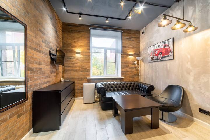 Amazing two-storey Loft Apartment
