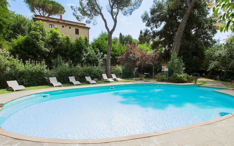 Appartamenti Bilocali 2+2 in Borgo Toscano - Chiusi - Leilighet