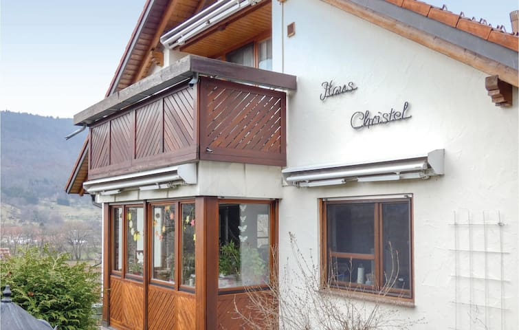 Holiday apartment with 1 bedroom on 60m² in Bad Urach