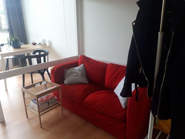Knusse betaalbare kamer Amsterdam
