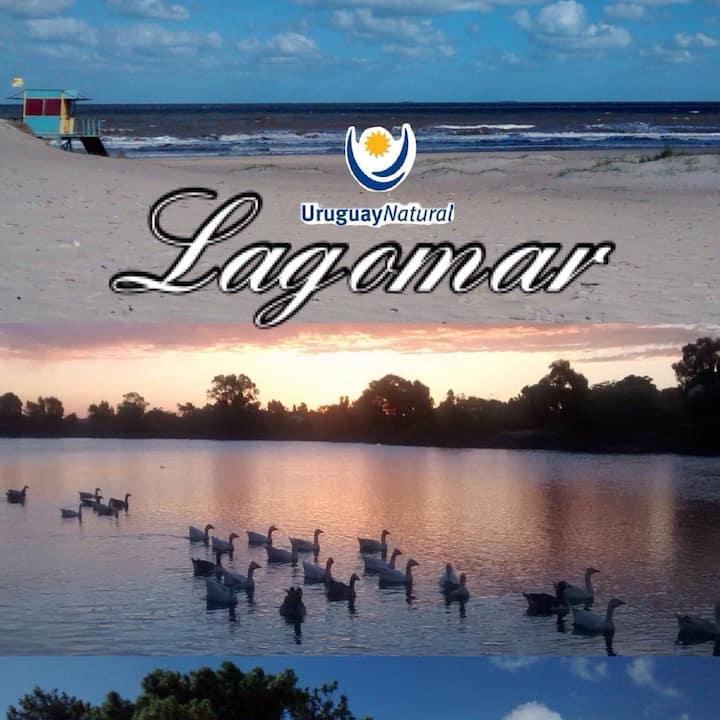 Lagomar casa ideal vacaciones parejas y familia