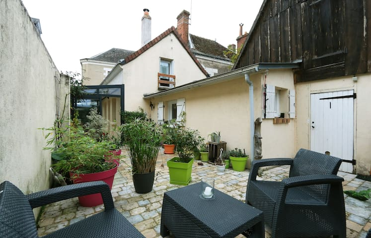 A haven of peace in Montlouis