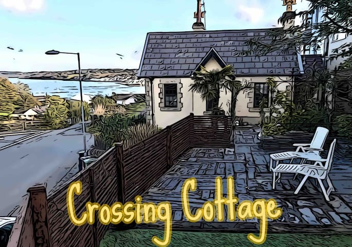 Crossing Keeper Cottage Nth Wales - unique, quaint