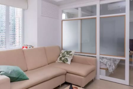 Cozy, Bright, HighUp nice sea view ! - Hong Kong  - Apartment