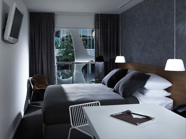 Deluxe Room in Stylish Boutique Hotel