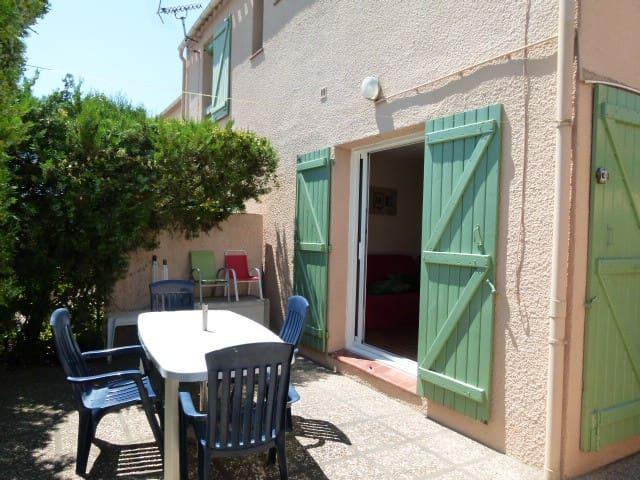 Maison 2 chambres avec jardin - Saint-Cyprien
