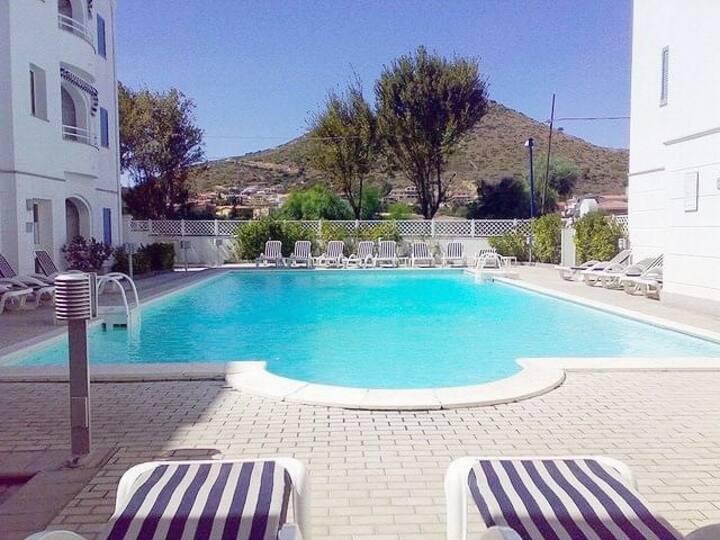 Intero appartamento in Residence con piscina