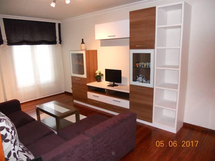 Apartamento centro Pontevedra