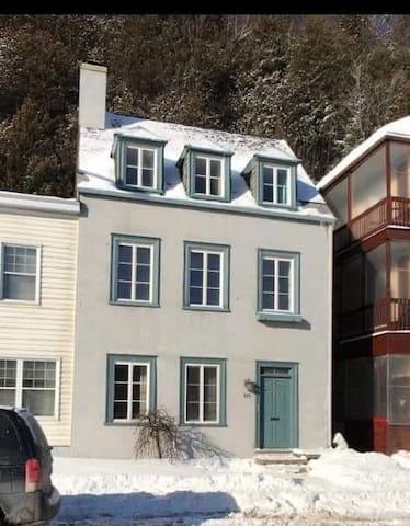 Appartement au coeur de Québec au centre ville
