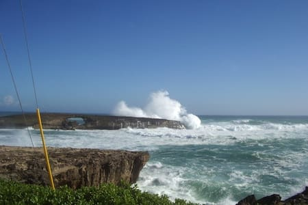 2 bedroom apartment with Ocean View on Laie Point - 아파트