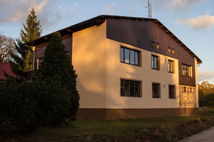 Apartmány Olešnice - Olešnice v Orlických horách - Apartment