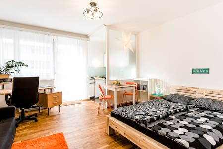 studio13 central and cozy studio apartment Graz - Graz - Apartamento