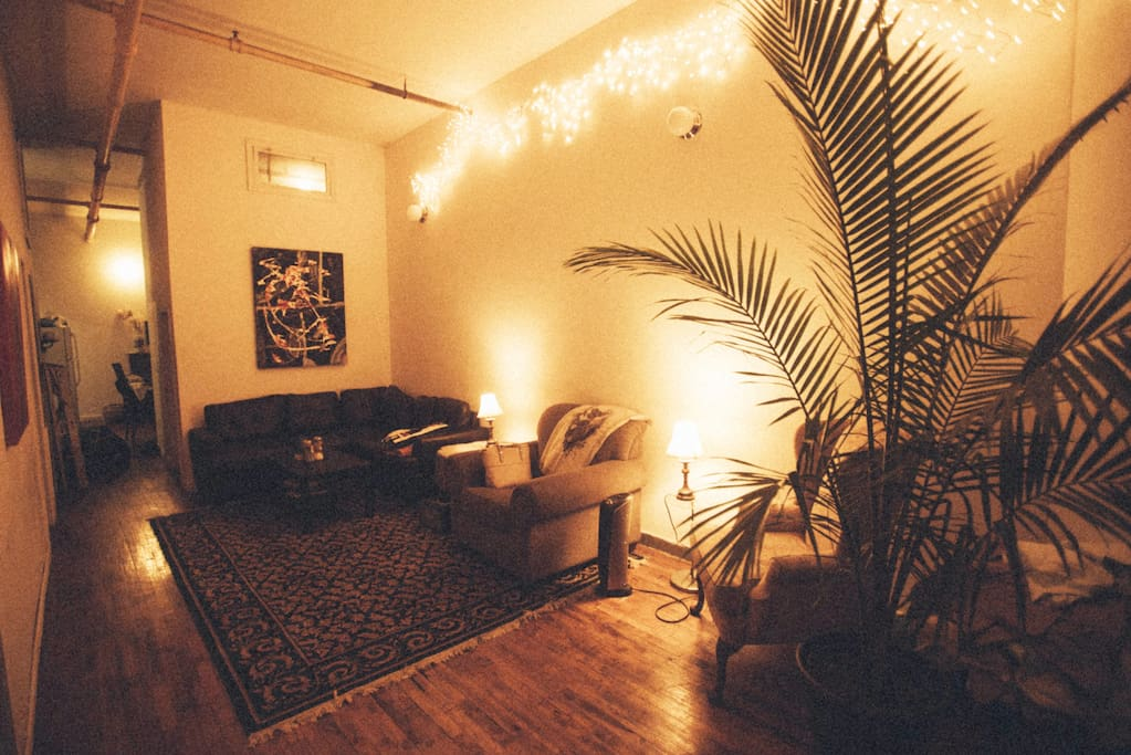 The Livingroom - Common Space