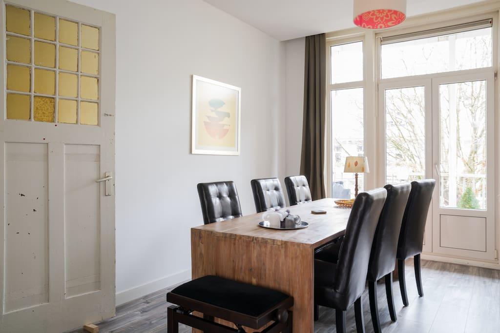 Pretorius heights appartamenti in affitto a amsterdam for Appartamenti in affitto amsterdam centro