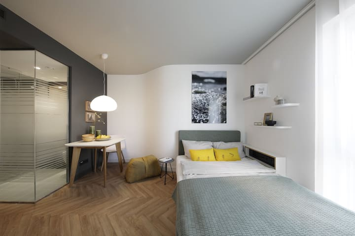 Serviced Apartment- Studio in Munich